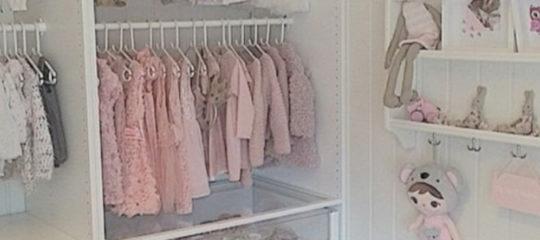 mode pour bébé fille