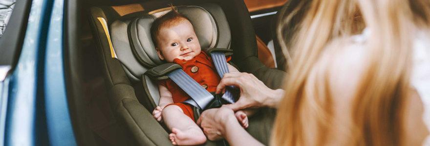 Sièges auto bébés