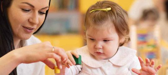 Mode de garde d-enfant